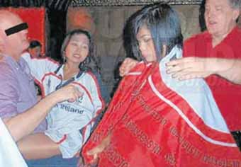 Very good philippines sex trade