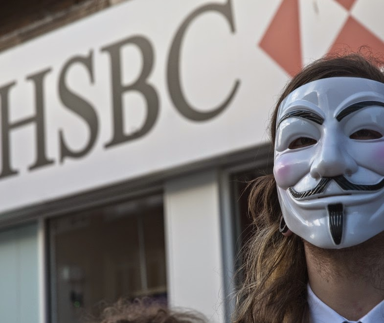 EXCLUSIVE HSBC NOW LAUNDERING CASH FOR BANGKOK BASED 'WOLVES
