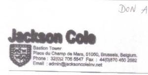 Jackson Cole logo
