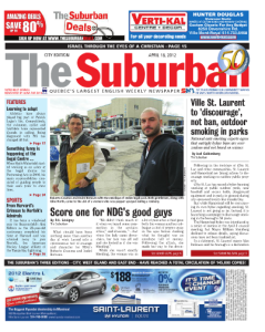 TheSuburbanNewspaper