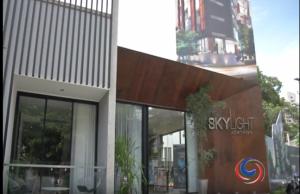 Skylight-showroom