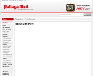 Raoul-Bianchetti PattayaMail