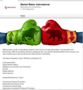 Market Maker International